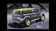 All New 2014 Skoda Yeti Xtreme Concept