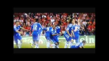 Chelsea - Champions of Europe 2012