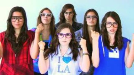 Where Have You Been - Cimorelli
