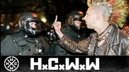 Wolf X Down - Baring Teeth - Hardcore Worldwide (fan Video Version