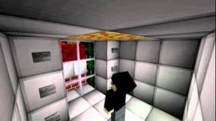 Iztinski Asansior V Minecraft