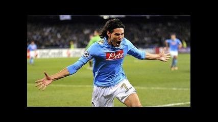 Edinson Cavani - King Of Napoli - 2012-2013 |hd