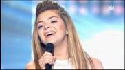 Caroline Costa пее неверояно