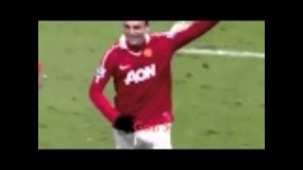 Dimitar Berbatov 2011 All 3 Hat-tricks [hd]