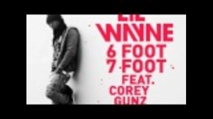 Lil Wayne Feat.corey Gunz 6 Foot 7 Foot