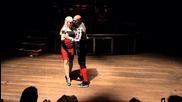 Танц Кизомба-albir & Sara