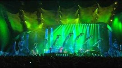 Genesis - 2007 turn it on again - live concert cinema show broadcast duesseldorf