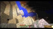 Minecraft 1.7 Dirt Survival #1 - Намерих iron