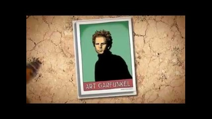 Art Garfunkel old man