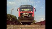 Under a train - Siemens Desiro Emu