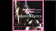 Junior Jack - Dare Me (stupidisco) ft. Shena Complete Lyrics