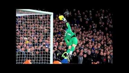 Top 10 Premier Leauge Keepers 2012