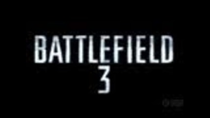 Battlefield 3: Official Full Demo Trailer