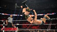 Сезаро срещу Джак Суагър - Raw (7-ми Април/2014г.)