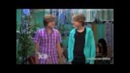 В групата съм - 1x17 - Weasels on deck (със Зак и Коди) част 2