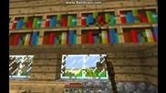 Minecraft 1.3.2 Ep 1 - Всичко отначало !