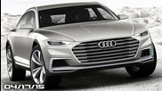 Audi Prologue Allroad, Vw Scirocco Gts, Mercedes-benz Pickup - Fast Lane Daily