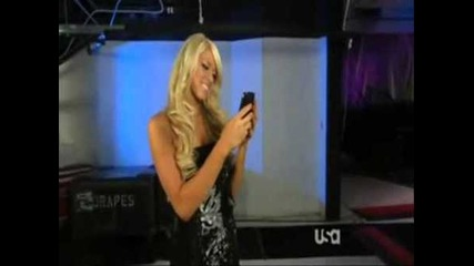 Ted Dibiase , Maryse , Miz , Kelly (part 2 ) Grenade & Love The Way You Lie - Remix !