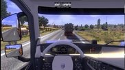 Euro Truck Simulator 2 #17 Слушам радио Fresh