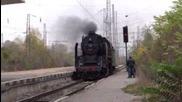 Парен локомотив 01.23 на гара Подуяне - част 4