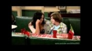 Demi Lovato and Billy Unger