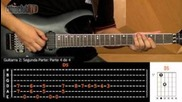 Уроци по китара- Megadeth - Symphony Of Destruction