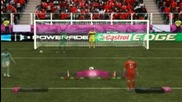 Euro 2012 Penalty Kick ep.8 - Portugal vs Spain