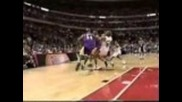 Dennis Rodman vs. Shaquille O'neal Full Fight