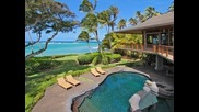 Magnificent North Shore Beachfront Home in Paia, Maui, Hawaii