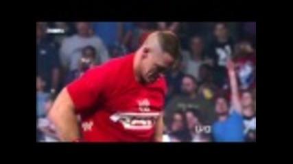 John Cena Drafted to Raw 2011