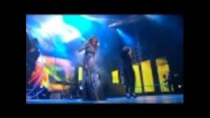 Alisia & Sarit Hadad - When you notice me Live Concert ( Щом ме забележиш )