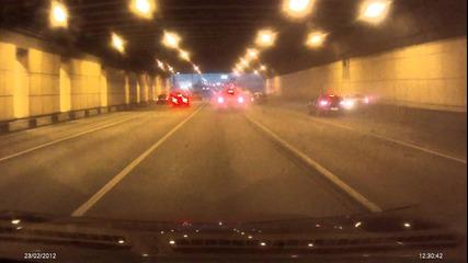 Инцидент в тунел