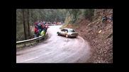 Bmw 325 Drifting Rally E30