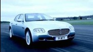 Jeremy Clarkson - Maserati Quattroporte - Bbc