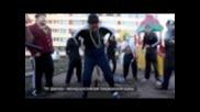 Гопнати руснаци танцуват