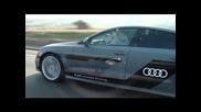 Audi piloted driving - testdrive day 1