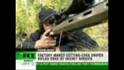 Russian sniper rifles take aim at Us market