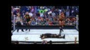 Wwe.smackdown 20.05.2011 - Randy Orton Rko on Mark Henry