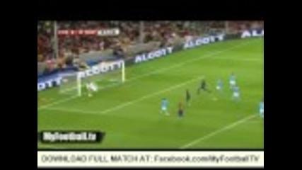Barcelona vs Napoli 5:0 All Goals