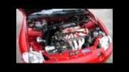 Honda Crx del Sol Esi Supercharged