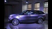 2014 Range Rover Sport -- 2013 New York Auto Show -- Edmun