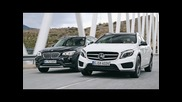 Bmw X1 vs. Mercedes Gla