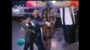Марадона и Майк Тайсън