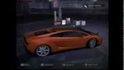 Моето Lamborgini Galardo Lp654 - Need for speed Carbon