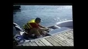 Free Energy Solar Powered Twin Electric Motors Motorized Boat
