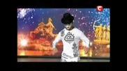 Amazing Dancer - Ukrainian Talenter 2011 - Atai (10 years old)