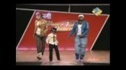 Junior Jackson - awesome to Dance India