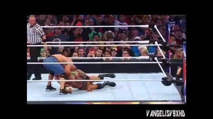Wwe Wrestlemania 28 - The Rock vs John Cena 720p-hd