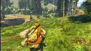 Cabela's Hunting Expeditions - Епизод 2 w/crysis