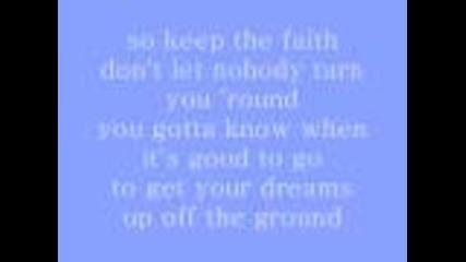 Michael Jackson - Keep The Faith(майкъл Джексън - запази вярата)